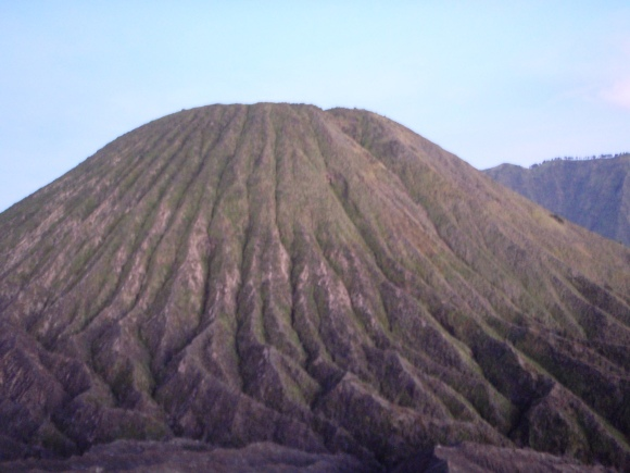 Bromo Volcano in Java - sunrise hike